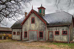 Carriage House m3s (Greg Riekens) Tags: wood wooden historic architecture carriagehouse hastings minnesota midwest usa nikkor nikond500 leducmansion