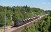 Railcare TMZ 1418 (horstebertde) Tags: bauzug güterzug skandinavien schüttgut srctrailcaretab schonen eisenbahn skånelän schweden se schotterzug rct railcare tmz mz södrastambanan