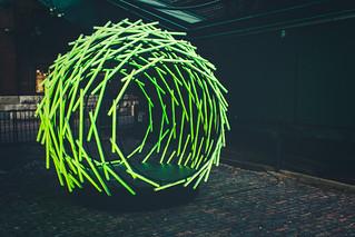 Nest By: Vikas Patil & Santosh Gujar @ Toronto Light Fest 2018