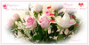 Une seule journée pour exprimer son amour, ce n'est pas assez! (Huguette T.) Tags: cartedesouhaits stvalentin roses créationartistique valentinsday wishes coth5 fabuleuseenfêtesv