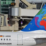 Small Planet Airlines GmbH D-ABDB Airbus A320-214 cn/2619 @ EHAM / AMS 09-09-2017 thumbnail