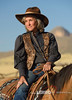 Cowgirl (Lerro Photography) Tags: cowboy horse americanwest wildwest americansouthwest southwest rancher roping horses working workingwomen