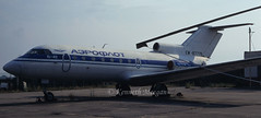 EW-87775 (Ken Meegan) Tags: ew87775 yakovlevyak40 9031013 aeroflot minskstatehigheraviationcollege minskchizovka 2181996 minsk chizovka yakovlev yak40 preserved