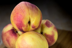 Fresh Nectarines (James Billson) Tags: fruit nectarines ripe fresh food stock indoor lighting canon 60d