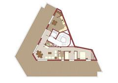CALPENON_PLANTA-ÁTICO (claracabrera.ARQUITECTA) Tags: planos arquitecto