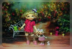 Изображение 093 (Dalekaja) Tags: bjddoll realpuki littlefee