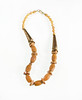 Yellow opal, yellow jade, amber (latuhajewelry) Tags: jewelry naturalstone natural stone
