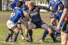 J2J51631 Amstelveen ARC1 v Groningen RC1 (KevinScott.Org) Tags: kevinscottorg kevinscott rugby rc rfc arc amstelveenarc groningenrc 2018