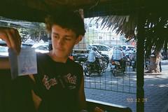 Myanmar bound (homesickATLien) Tags: 35mm film art kodak expired analog travel olympus backpacking backpacker cambodia asia khmer city