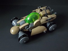 M97 Malbatus rover (SaurianSpacer) Tags: lego moc febrovery builtwheels spacerover