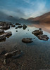 Fog Descends on Wastwater (C Noakes) Tags: landscape photography view wast wastwater lake distr district water rocks reflections fog mist atmosphere mountains dusk twilight adventure outdoor outside nikon d7000 tokina 1224 12mm wide angle lightroom light beautiful