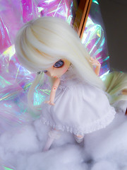 """A fuga"" (Pliash) Tags: dal doll cute kawaii pullip groove family junplanning jun planning girl pink violet pastel colors frara furara asian fashion dolls plastic magic magical"