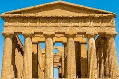 Tempio (Sergio Romiti) Tags: tempio greco temple greek agrigento valledeitempli sicilia sicily italia italy nikon d610 lightroom