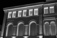 Illuminated windows/Ventanas iluminadas (Modesto Vega) Tags: nikon nikond600 d600 fullframe windiows light illuminatedwindows architecture arquitectura ventanas ventanasiluminadas valladolid teatrocalderondelabarca
