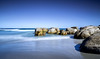 Beerbarrel Beach (RWYoung Images) Tags: rwyoung canon 5d3 sthelens tasmania water rock sea longexposure