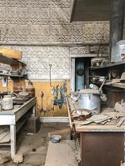 Bodie Hotel kitchen (Diane Meade-Tibbetts) Tags: bodiehotel history bodiestatehistoricpark roadtrip kitchen bodieca