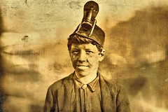 Frank, a Miner Boy, About 14 years old [L. W. Hine] 1908 LOC01083u (SSAVE over 10 MILLION views THX) Tags: appalachia coalmining boys childlabor westvirginia 1908 coal mining mines