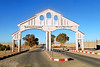 Barika بريكة - باتنة (habib kaki) Tags: باتنة الجزائر batna algérie algeria porte arc باب قوس لافتة panneau بريكة barika