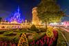 Tokyo Disneyland 2017 37 - Gardens of the Hub 01 (JUNEAU BISCUITS) Tags: tokyodisney tokyodisneyland cinderellascastle cinderella garden hub japan nikon nikond810 themepark disney disneyresort disneyparks waltdisney