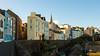 Pastel (Rui Nunеs) Tags: pastel tenby wales cymru seaside town britain uk unitedkingdom ruinunes fujifilms6500 church spire