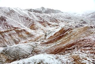Zhangye Danxia Landform 丹霞地貌