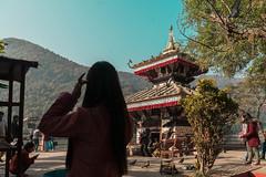 Pokhara, Nepal (Sajivrochergurung) Tags: travel nepal pokhara temple asia explore