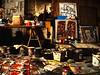 LABO (VinZo0) Tags: peinture atelier labo laboratory toile couleurs colors pot light tableau art peint bordel interieur artist details