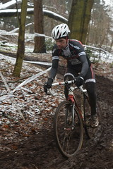DSC_0455 (sdwilliams) Tags: cycling cyclocross cx misterton lutterworth leicestershire snow
