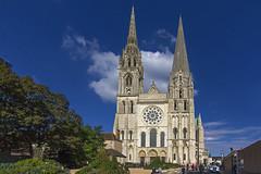 Chartres (Antonio Vaccarini) Tags: cathédralenotredame chartres centrovalledellaloira centrevaldeloire france francia canoneos7d tokinaatxpro1116mmf28dxii antoniovaccarini unescoworldheritagesite