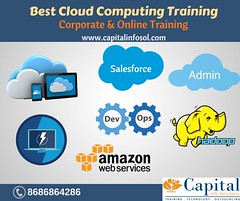 Best Cloud Computing Training (capitalInfoSolutions) Tags: salesforcetraining devops training aws data science