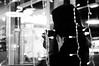 DSC_0225-2 (Andrei Makarov) Tags: woman girl tea cafe night black brunette