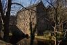 Mill (DSC_3892) (AngusInShetland) Tags: deanvillage edinburgh lothians scotland watermill mill oldbuilding waterofleith trees winter acr