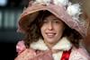A beautiful girl in Venice (R.o.b.e.r.t.o.) Tags: venezia venice carnevale carneval carnival carnaval italia italy costume people girl woman ragazza donna ritratto portrait 2018 sfocatura lady