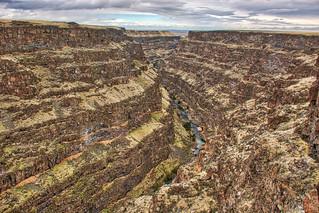 Bruneau Canyon - View 1