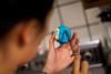 San Francisco, CA. 12.22.17 (arterial spray) Tags: 18 2017 50mm baby cake cartoon character d750 dalliswillard desert judyleung nikon penguin sanfrancisco sanrio shower stephanie tuxedosam
