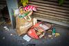 De l'Esthétique de l'Ordure en Ville de Lausanne... (Riponne-Lausanne) Tags: borde avenue crap cultch dechets detritus dreck filth garbage gash gaulois irreductible junk leftovers litter littering ordures orts remains rubbish scrap slops trash waste