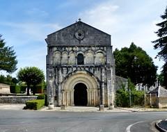 Saint-Césaire – Saint-Césaire (Martin M. Miles (on the road again...)) Tags: saintcésaire saintonge stylesaintongeais charentemaritime 17 nouvelleaquitaine charente 16 france