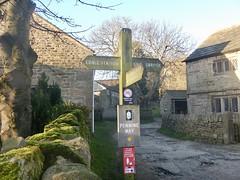 The Start Of The Pennine Way (Dugswell2) Tags: thestartofthepennineway edale