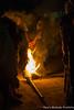 People around torches at the Shwe Lin Lun Pagoda Festival in Kalaw (adventurousness) Tags: fireballoon hotairballoon hsutaungpye shanstate shwelinlun balloon buddha buddhism fiire festival fire kalaw night pagoda religion shan temple fireworks torch