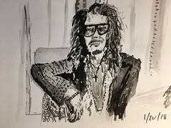 Steven Tyler (Mark Bonica) Tags: portrait fan aerosmith steventyler