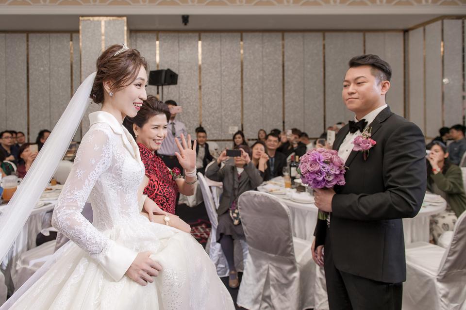 婚攝 高雄林皇宮 婚宴 時尚氣質新娘現身 S & R 121