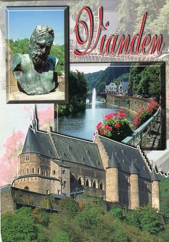 LU Vianden Castle