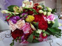 Jan2018 086 Indulging myself (monica_meeneghan) Tags: jan18 bouquet