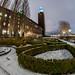 Stockholm City Hall - Stadshuset  - Sweden - night
