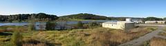 Göta älv och Häljeröd sett från ny bro i Nol 2012_ (biketommy999) Tags: nol västragötaland sverige sweden biketommy biketommy999 2012 panorama photoshop bro bridge