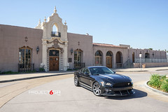 project-6gr-7-spoke-seven-satin-graphite-california-special-10 (PROJECT6GR_WHEELS) Tags: project 6gr 7seven spoke shadow black 50th anniversary satin graphite ford mustang s550 gt 2015