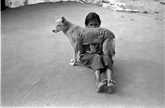 Untitled (vytautas ambrazas) Tags: analog photography ilfordhp5 india rajasthan 35mm canonet film travelphotography travel bhopa life desert thar pixvoyagecom