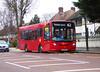 GAL SE264 - YX65RKA - AVERY HILL ROAD - SAT 13TH JAN 2018 (Bexleybus) Tags: goahead go ahead london adl dennis enviro 200 averyhill road eltham se9 universitary of greenwich se264 yx65rka tfl route 162