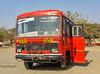 AMRAVATI - PANDHARPUR (yogeshyp) Tags: msrtc maharashtrastatetransport amravati1depotbus amravatipandharpurstbus