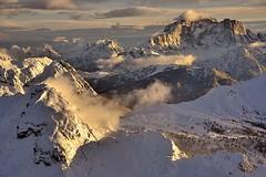 Italy, winter Dolomites (Vittorio Ricci (thanks for 4.6 millions views)) Tags: dolomiten dolomites dolomiti grouptripod
